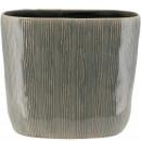 Keramik Kuvertvase Marle, L27cm, B13cm, H25cm, Öff